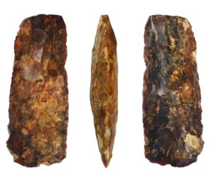 Neolithic flint axe-head (c) Highways England, courtesy of MOLA Headland Infrastructure_preview