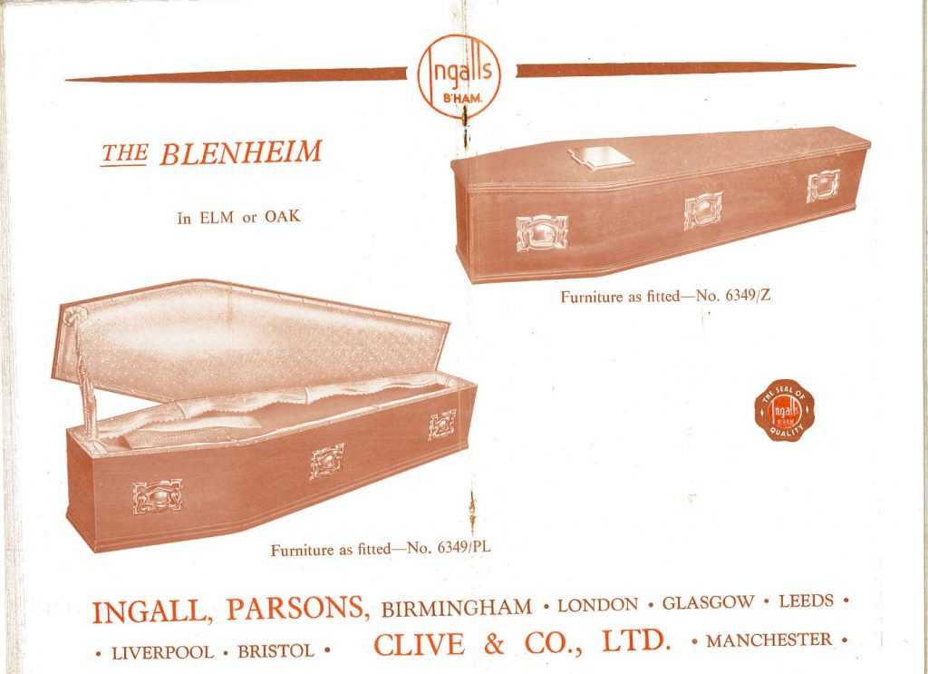 Advert-for-Ingall-Parsons-and-Clive-1954
