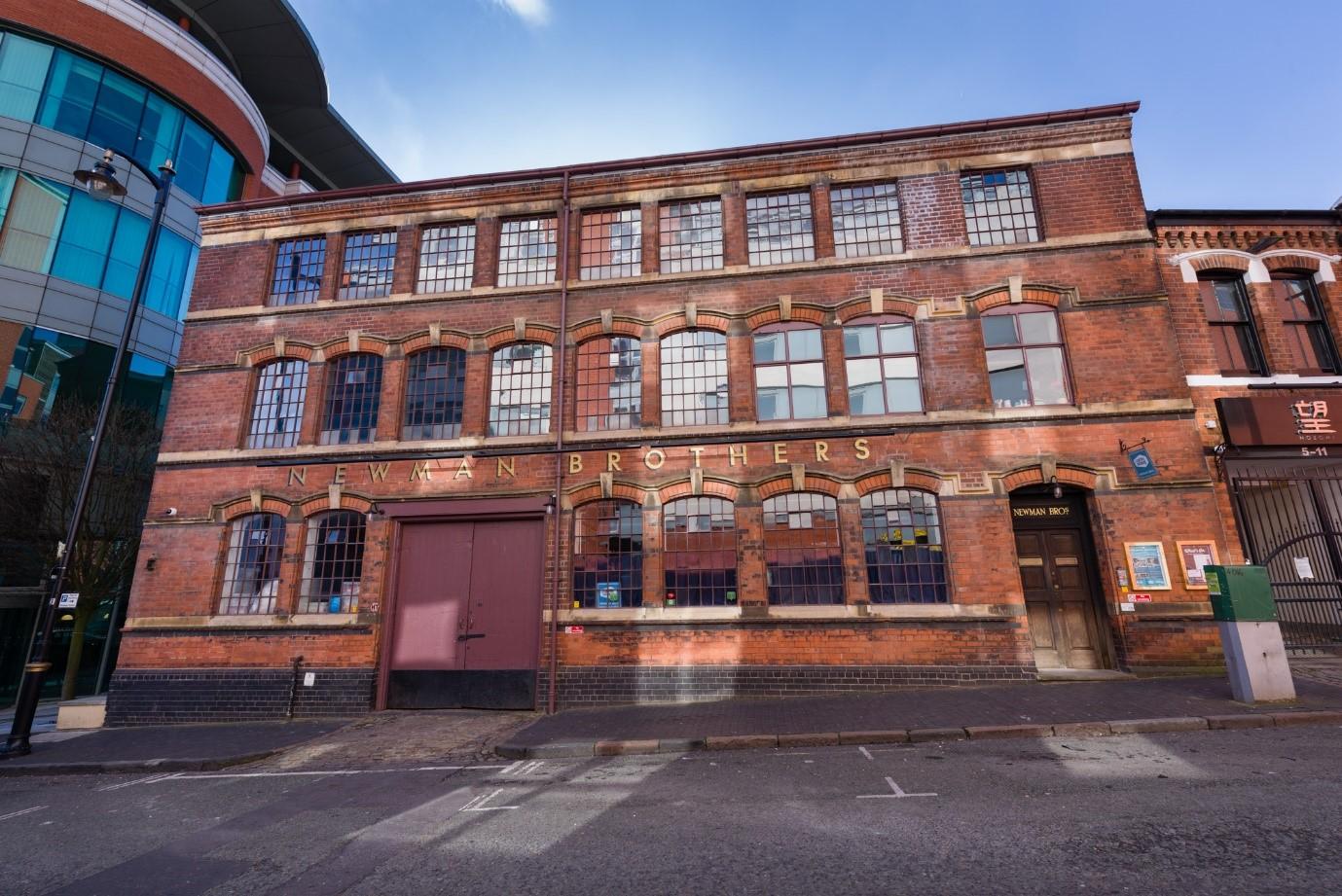 The Coffin Works Museum. 13-15 Fleet Street, Birmingham, B3 1JP