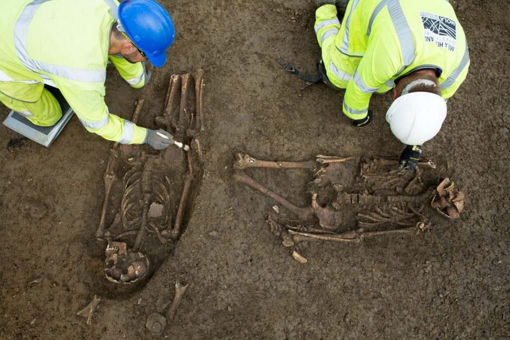 Roman Burials on the A14C2H